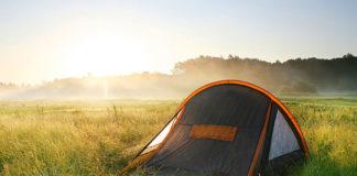 Co wziąć w góry latem pod namiot