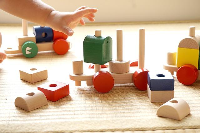 czy mata jest potrzebna podczas zabawy z dzieckiem?